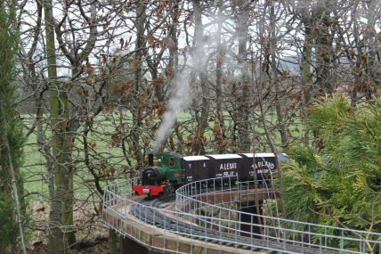 Scottish Garden Railways Large Scale Model Trains In YOUR Garden
